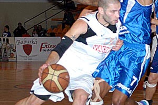 Najlepším strelcom Nitry bol Pavel Bosák.