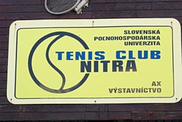 V tenisovom klube TC SPU AX-Výstavníctvo Nitra sa dejú zaujímavé veci. Viac mesiacov nebolo jasné, kto je jeho šéfom.