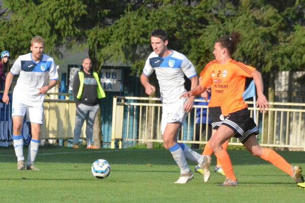 Radoslav Arvensis (v strede) strelil gól na 4:0.