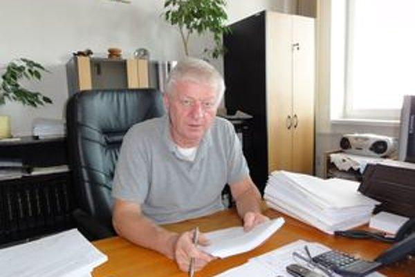 Peter Gomboš povedal, že v šalianskom regióne je vyše 5 čakateľov, ktorí majú záujem o adopciu.