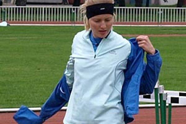 Darina Deglovičová vyhrala trojskok aj diaľku.