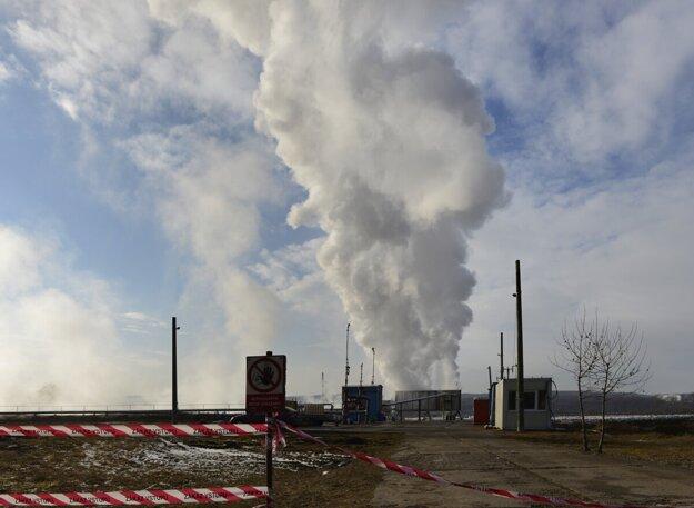 Geotermálna energia z vrtu pri obci Ďurkov v okrese Košice – okolie.
