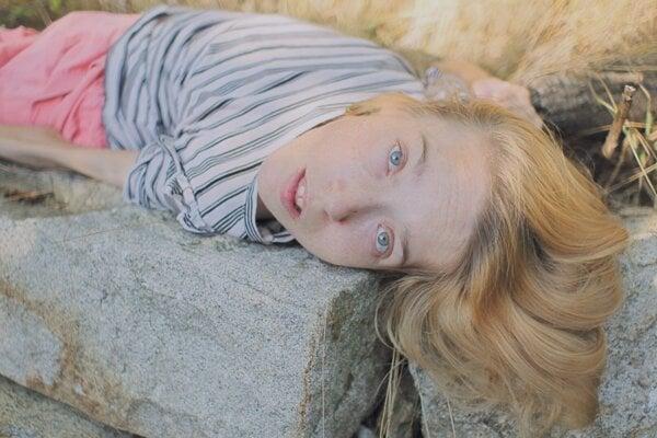 Jana, hrdinka filmu Dagmar Smržovej Chci tě, jestli to dokážeš.