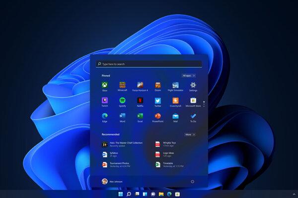 Štart, na ktorý ste zvyknutí z predošlých verzií, vo Windows 11 nečakajte.