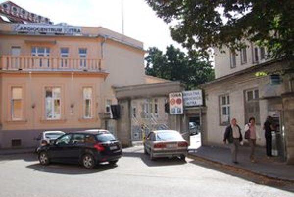 Nitrianska fakultná nemocnica.