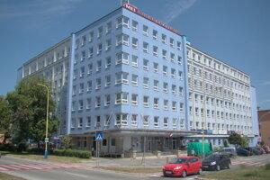 Podnikateľské centrum MEI bolo jedným z tých, v ktorom sídlila prevádza spoločnosti Gastrorekrea.