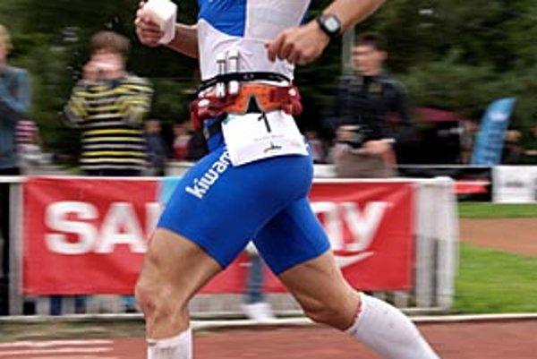 Nitran Michal Kulich skončil tretí, formu ladí na októbrové majstrovstvá sveta na Havaji.