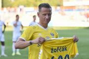 Igor Žofčák odohral nedávno ligový zápas s poradovým číslom štyristo.