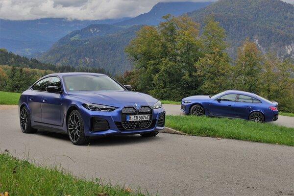 Vyskúšali sme nového konkurenta Tesly od BMW. Aké je prvé elektrické emko?