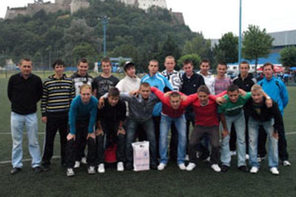 Starší dorastenci FC Nitra 19. Na kvalitne obsadenom turnaji skončili na štvrtej priečke.