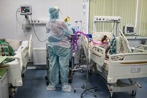 Celkový počet obetí pandémie v Rusku je najvyšší v Európe.