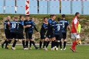 Dolný Kubín v poslednom jesennom kole porazil Rakytovce gólom z 83. minúty.