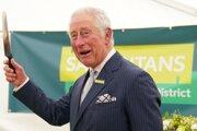 Britský následník trónu princ Charles.