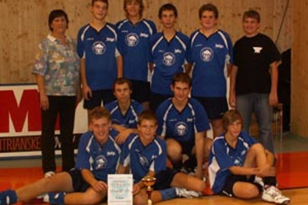 Po junioroch a kadetoch aj žiaci potvrdili, že vo VK Ekonóm SPU Nitra sa výborne pracuje s volejbalovou mládežou.