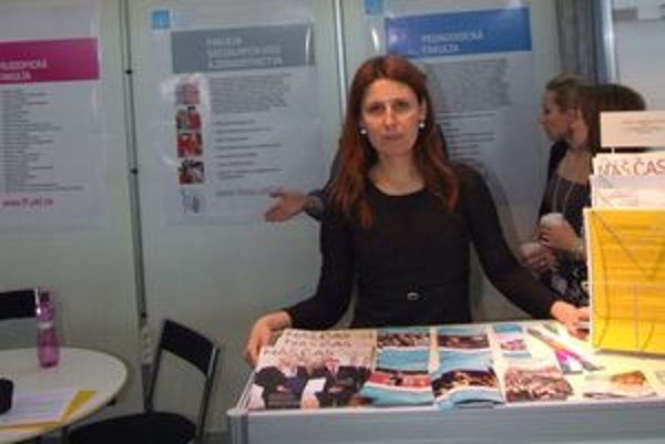 Marta Zaťková hovorí, že webové vzdelávanie nebude len o tom, že pedagóg na internet zavesí wordový dokument.