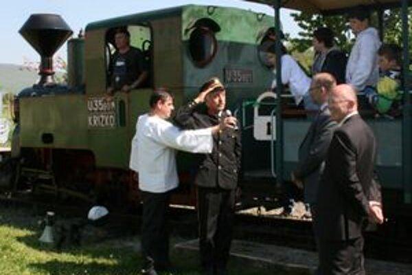Medzi súťažiace atraktivity sa zaradila na Nitrianska poľná železnica v Slovenskom poľnohospodárskom múzeu v objekte Agrokomplexu v Nitre.