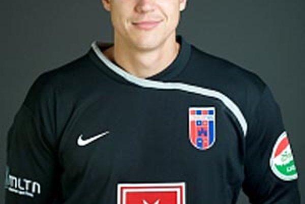 Tomáš Tujvel v drese FC Fehérvár.