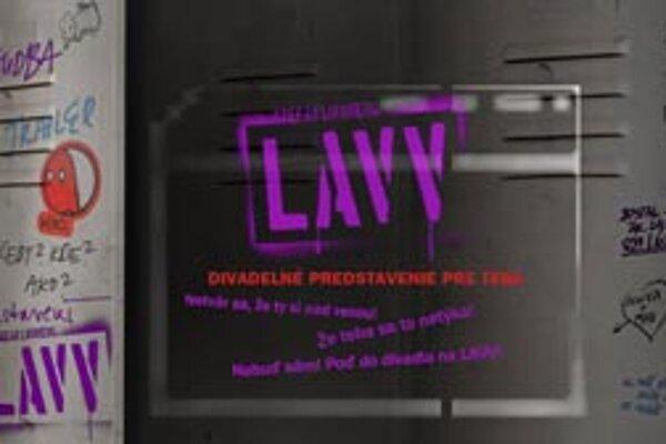 LAVV sa chce dostať bližšie k mladým divákom od 15 do 26 rokov spôsobom, ktorý im je najbližší – cez internet.
