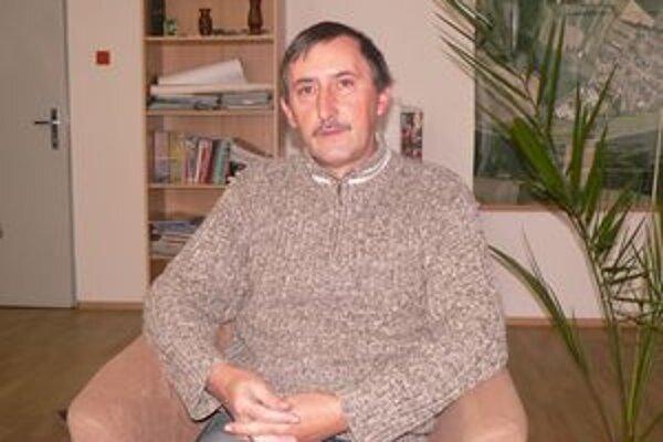 Starosta obce Kajal Tibor Kosztolányi.