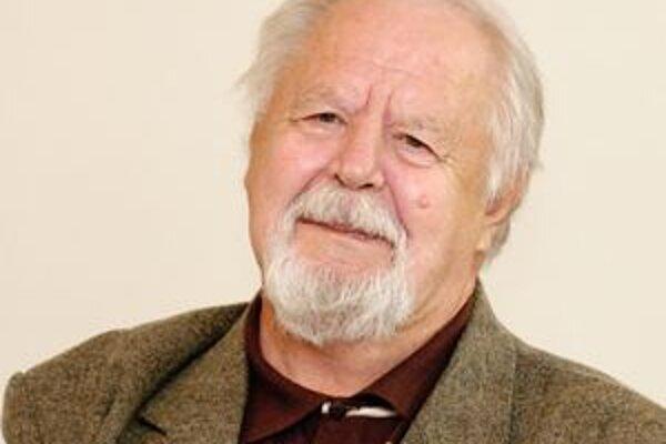 Nitriansky komik Jozef Dóczy sa dožíva 80 rokov. V deň jeho narodenín 19. novembra s ním bude beseda v štúdiu Divadla Andreja Bagara.