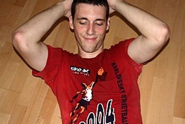 Bývalý hráč Komárna Filip Lehman už trénuje pod Zoborom.