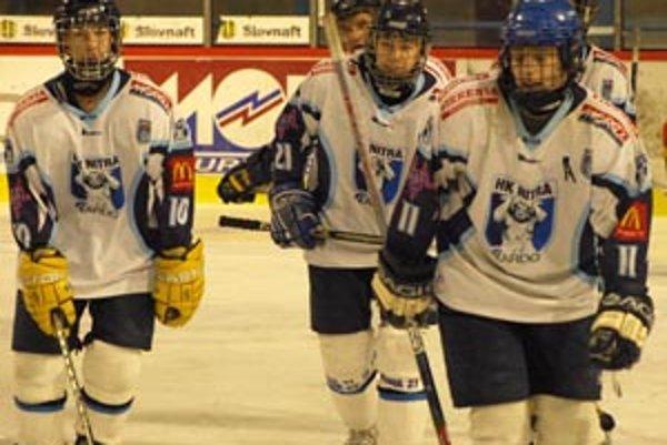 Práca s mládežou bude jednou z priorít nitrianskeho hokeja.