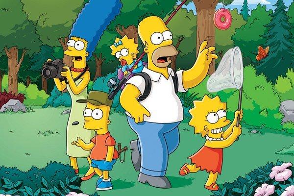 Prvá časť Simpsonovcov bola 17. decembra 1989.