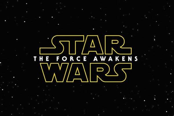 Logo novej epizódy Hviezdnych vojen.