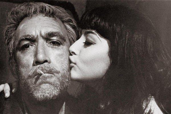 Grék Zorba (1964), réžia Michalis Kakojannis