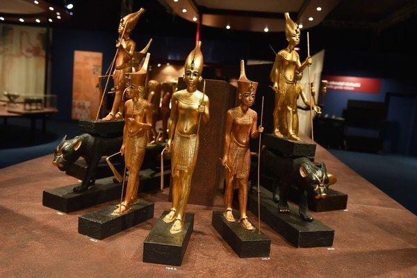 Doteraz nevieme, ako sa vyrábali zlaté predmetyz Tutanchamónovej hrobky.