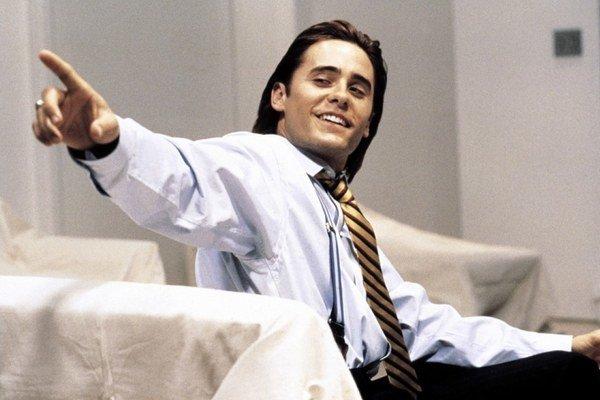 American psycho. V hlavnej úlohe Christian Bale.