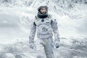 Interstellar s Matthewom McConaugheym a Anne Hathawayovou si prvý víkend po premiére na Slovensku prišlo pozrieť 31-tisíc divákov, čo film radí medzi divácky najúspešnejšie tituly tohto roku u nás.