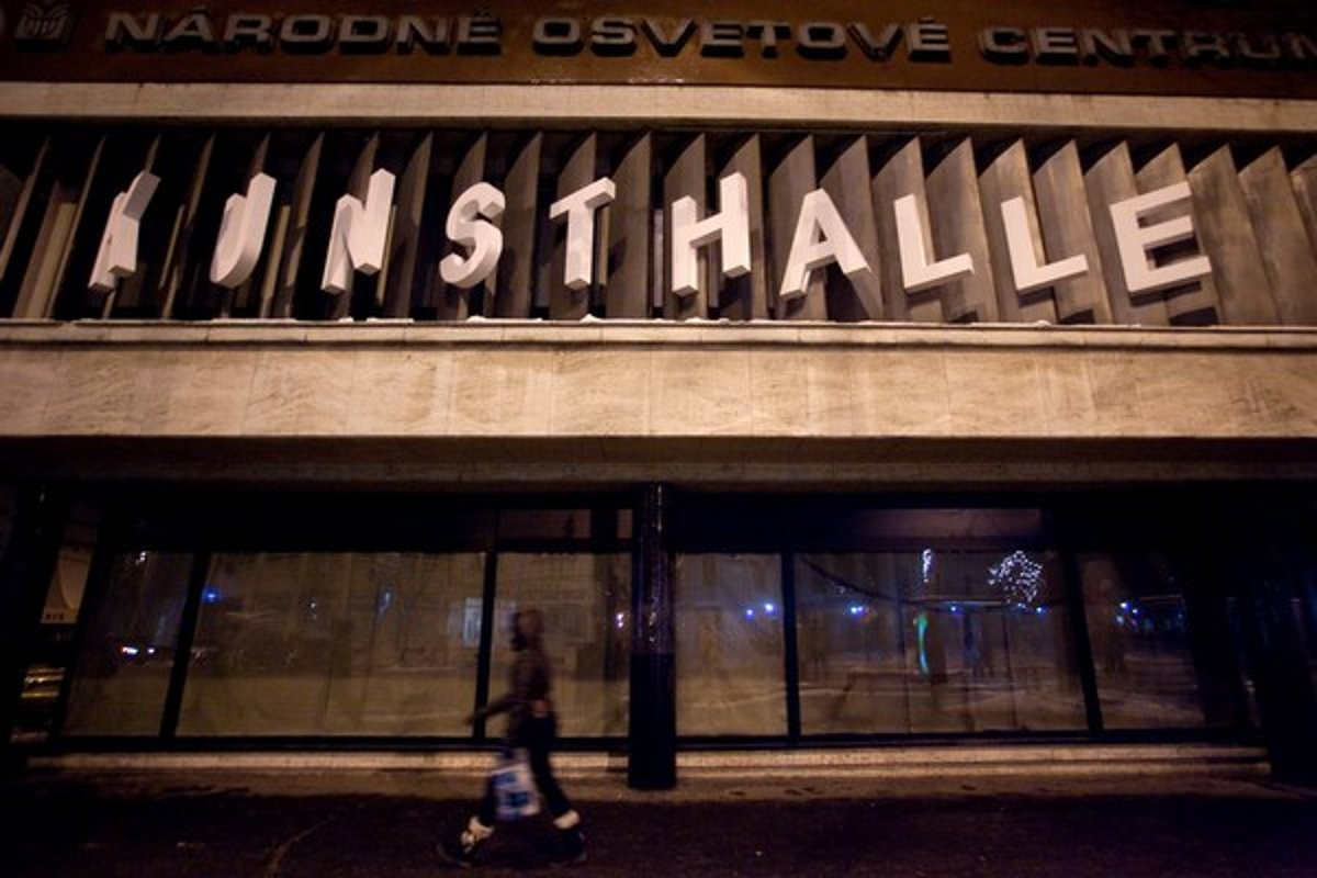 6ca9b2db195 Slovenské centrum vizuálneho umenia - Dom umenia   Kunsthalle Bratislava  povedie päť rokov Juraj Čarný.