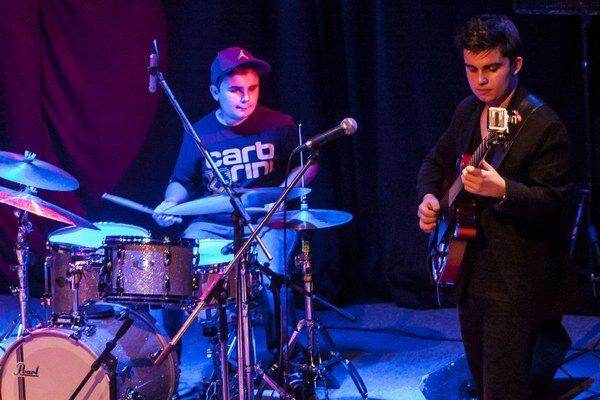 Andreas a Adrian Varadyovci – džez aj hip hop.