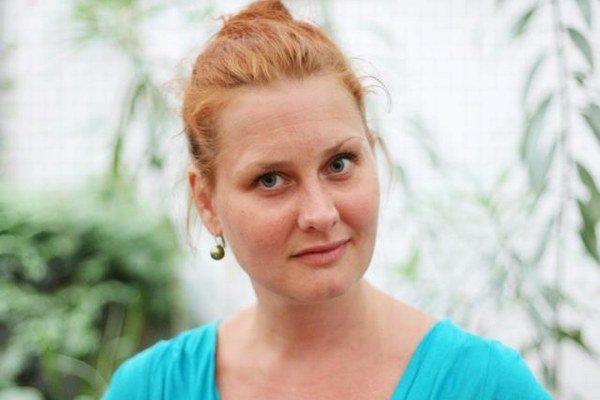 Katarína Slaninová, nezávislá kunsthistorička a kritička výtvarného umenia.