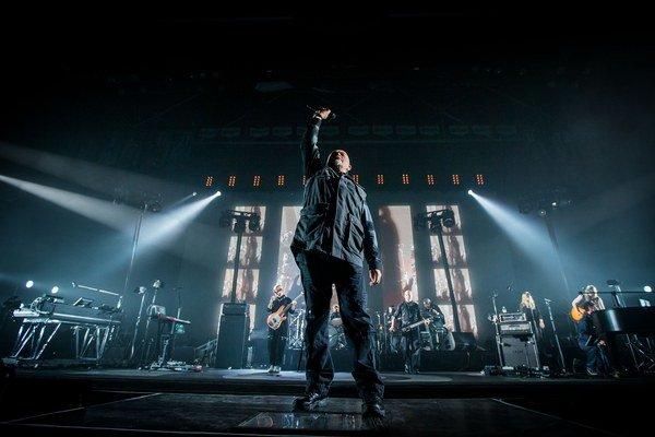 Po 20 rokoch sa na Slovensko vrátil Peter Gabriel. Priviezol staré pesničky aj muzikantov, ktorí ich nahrávali.