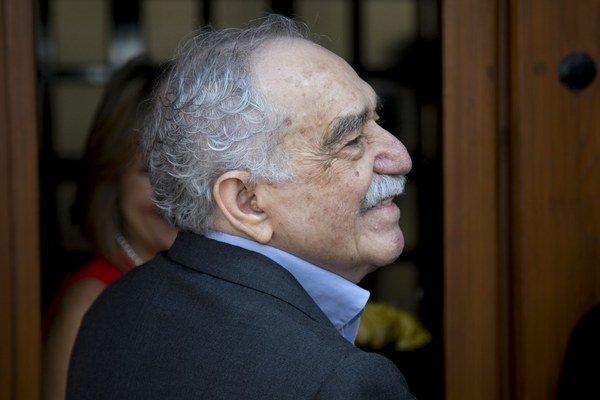 Gabriel García Márquez (* 6. marec 1927 - † 17. apríl 2014)
