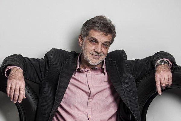 Herec Pavel Višňovský (53)