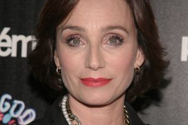 Britská herečka Kristin Scott Thomas (53).