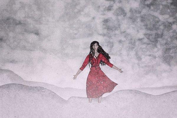Ivana Šebestová prináša do kín Sneh, krátky film o láske.