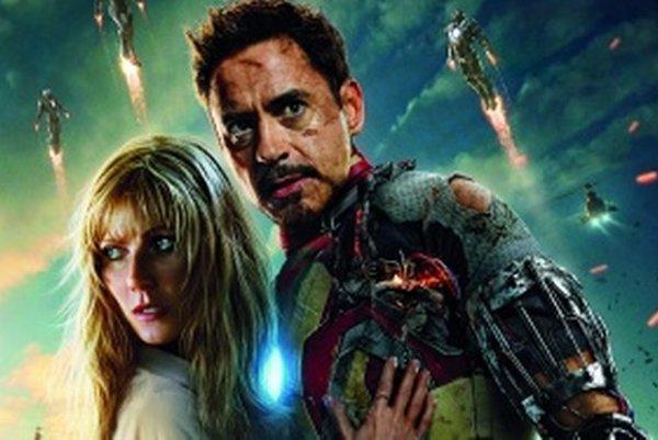 Robert Downey Jr. (48) v treťom pokračovaní filmu Iron Man.