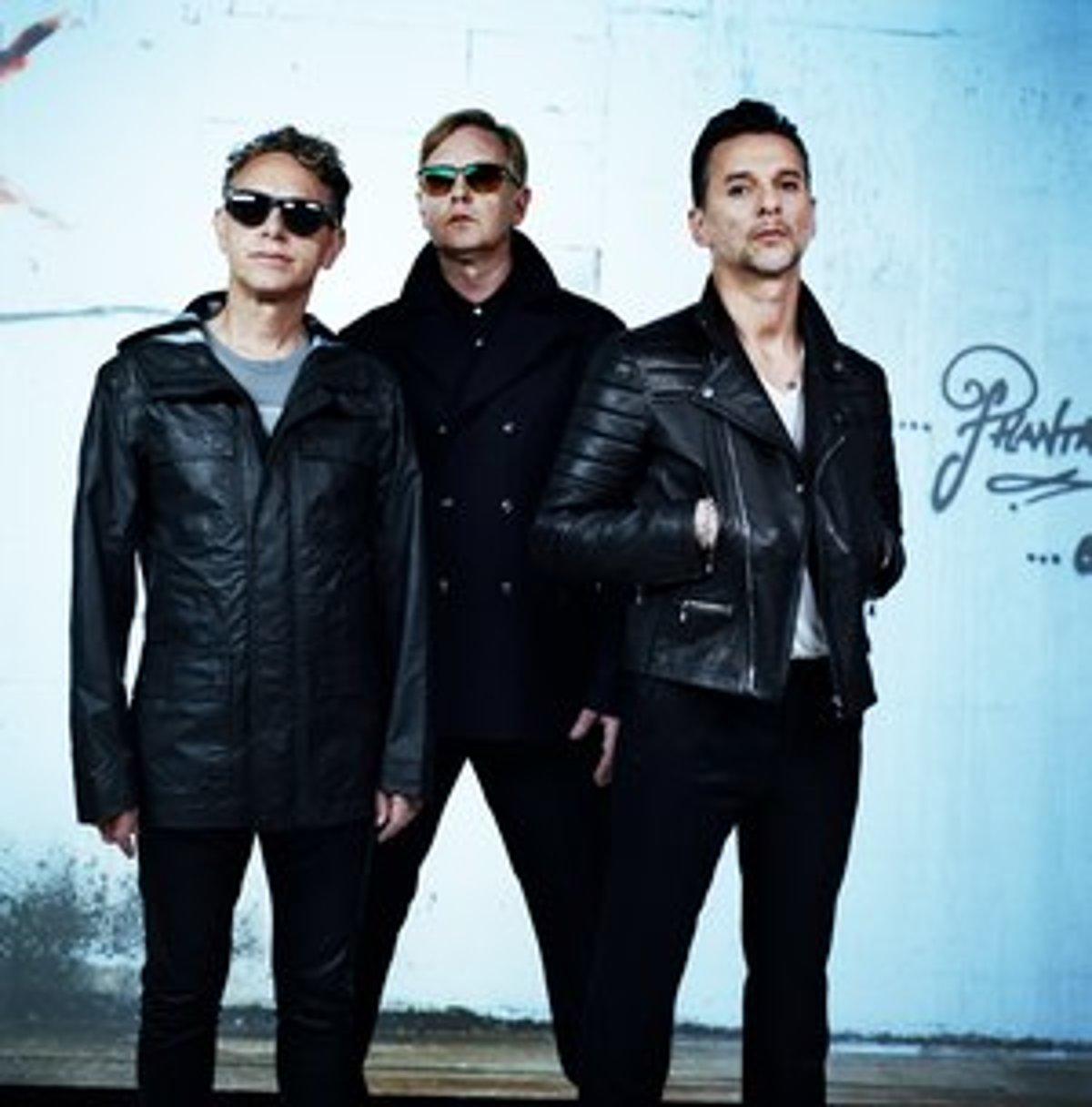 Depeche Mode Zoznamka