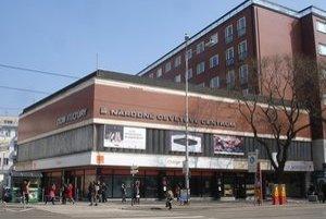Dom umenia by mal podľa riaditeľky NOC začať fungovať ako kunsthalle už v roku 2014.
