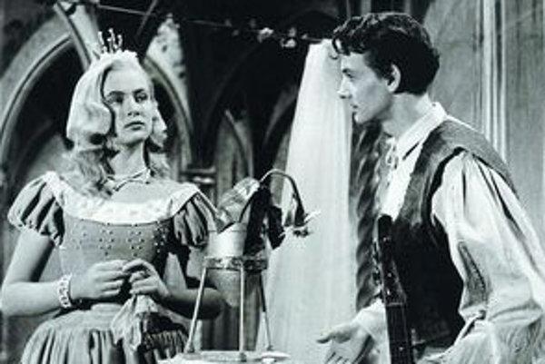 Pyšná princezná. 24. decembra, 16.10, Markíza
