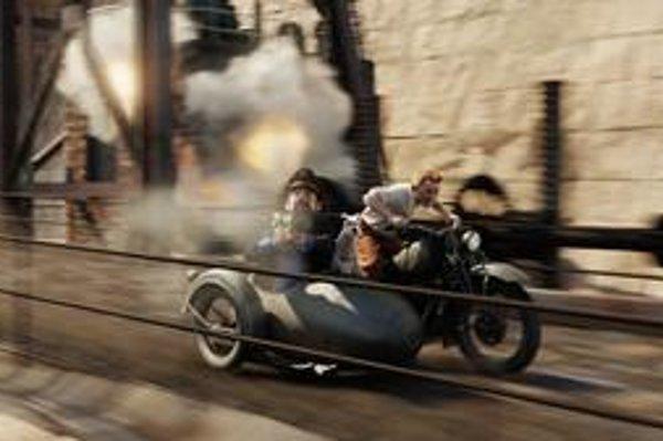 Film pôsobí ako dokonale zvládnutá digitálna animácia.