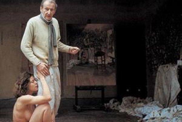 Lucian Freud (*8.12.1922, +20.7.2011).