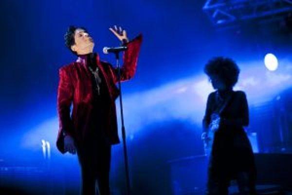 Prince strávil v Budapešti vyše tri hodiny na pódiu.