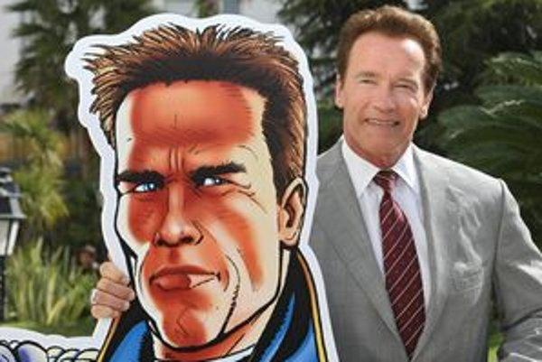 Animovaná postavička by mala dokázať oveľa viac, ako sa podarilo Arnoldovi vo funkcii guvernéra.