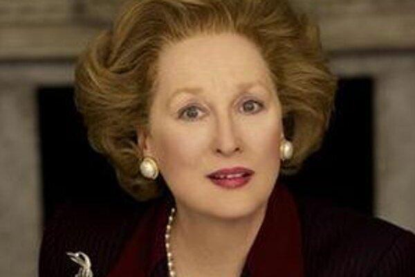 Meryl Streepová stvárni vo filme Železná lady Margaret Thatcherovú.