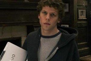 Hlavný predstaviteľ filmu Sociálna sieť Jesse Eisenberg.